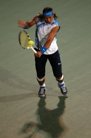 Nadal ousts Blake in Miami event