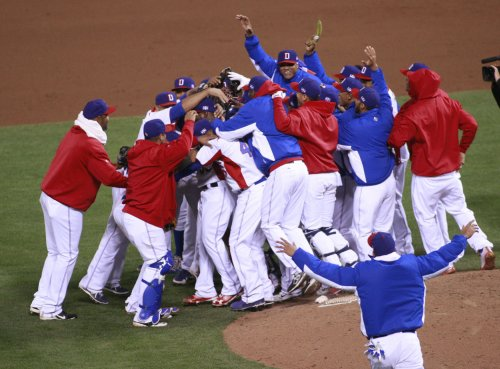 WBC: Dominican Republic 4, Netherlands 1
