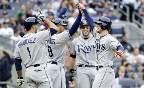 Rays blank the Mariners in pitchers' duel