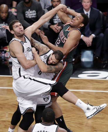 Bucks take down Nets in 3-OT