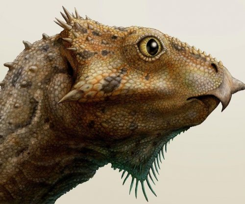 Oldest horned dinosaur species in North America discovered