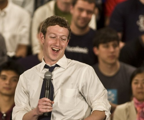 Mark Zuckerberg starts book club as part of New Year's resolution