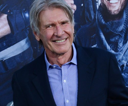 Harrison Ford back in the air months after crash