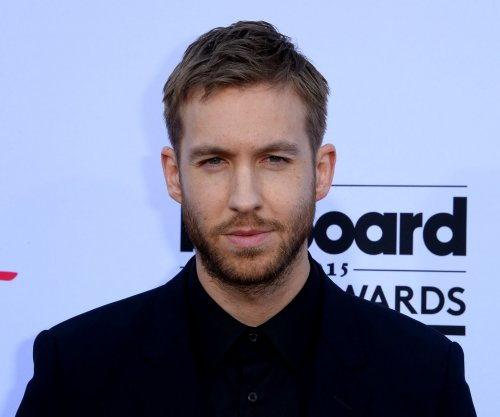 Calvin Harris, actress Eiza Gonzalez spark dating rumors