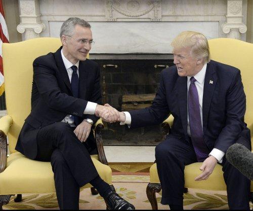 Reversing course, Trump says 'NATO is no longer obsolete'