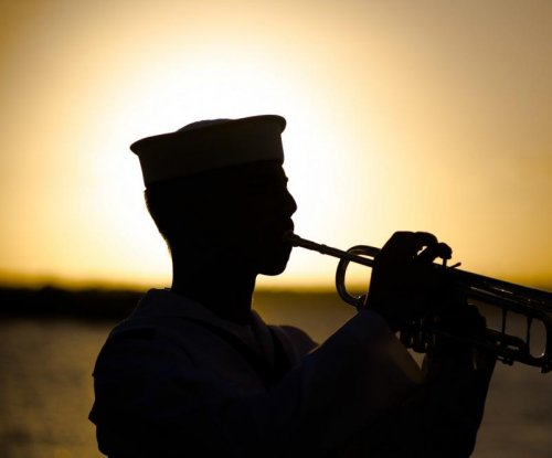 Blackened Canteen ceremony conducted before Pearl Harbor Day