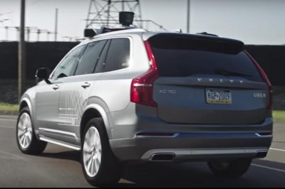 Uber back on the road testing self-driving SUVs after deadly Arizona crash