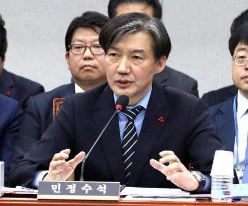 S. Korean presidential top secretary refutes civilian surveillance claim