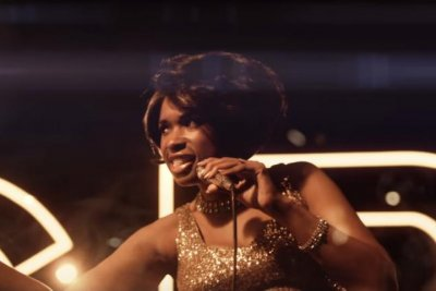'Respect': Jennifer Hudson is Aretha Franklin in first teaser