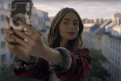 Lily Collins is 'Emily in Paris' in teaser for Netflix series