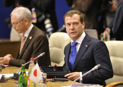 Medvedev: Stop buying junk