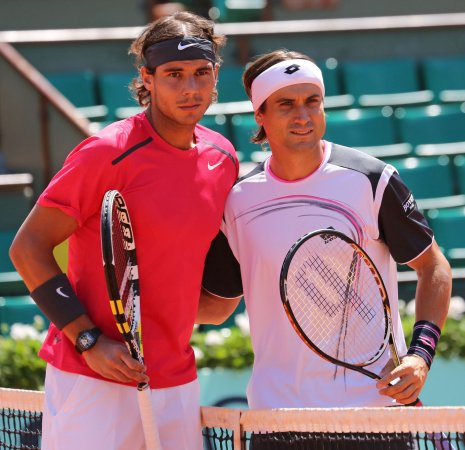 Nadal, Ferrer win second-round matches at Madrid Open