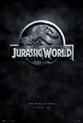 'Jurassic World' poster invites fans to the new park