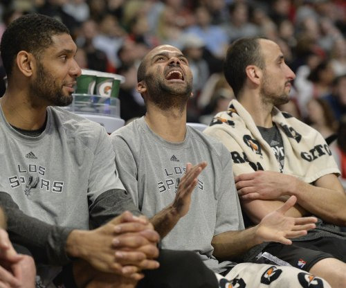 Balanced scoring leads San Antonio Spurs past Denver Nuggets