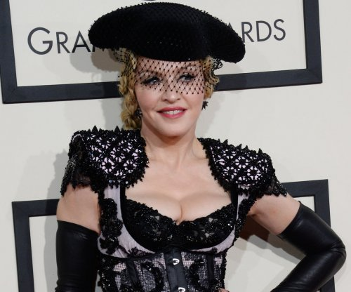 Madonna says 'Fifty Shades' is 'not very sexy'