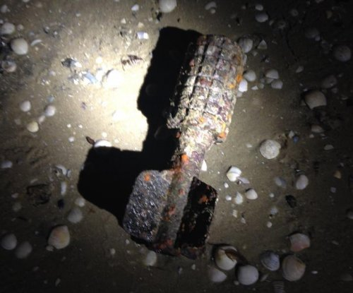 Australian fisherman reels in German World War I grenade