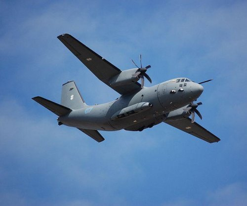 First of four C-27J Spartans delivered to Peru