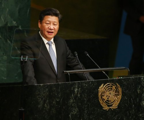 China pledges 8,000 troops for U.N. peacekeeping missions