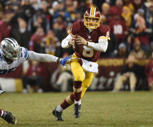 Washington Redskins in the middle of NFC East mess, but in control