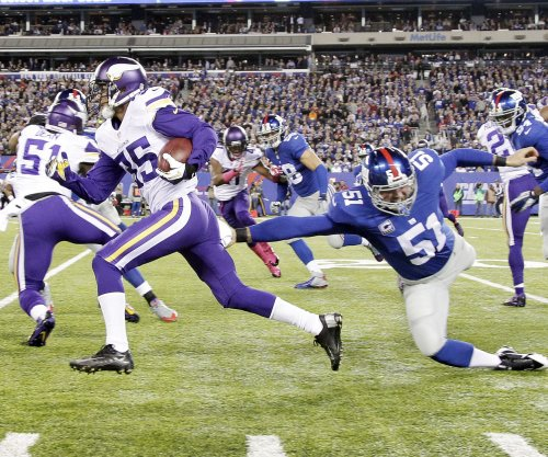 Minnesota Vikings re-sign Terence Newman, Marcus Sherels, Rhett Ellison