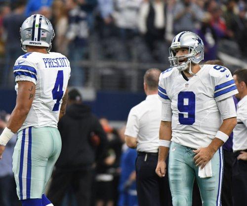 "Buffalo Bills have ""possible eye"" on Tony Romo, who ""eyes"" Denver Broncos"