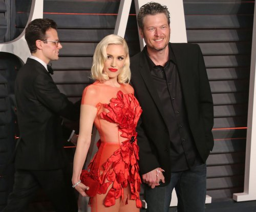 Blake Shelton on Gwen Stefani's injury: 'She's getting better'
