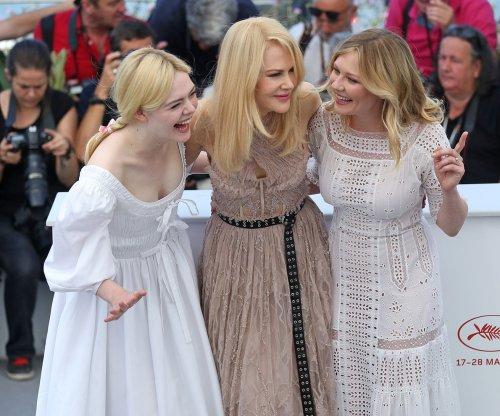 Nicole Kidman, Kirsten Dunst, Elle Fanning all smiles at Cannes