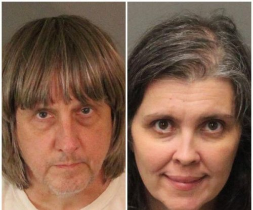 Calif. parents starved, shackled 13 children to beds, police say