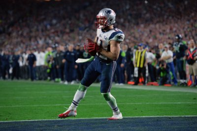 Patriots WR Julian Edelman to miss four games after appeal denied