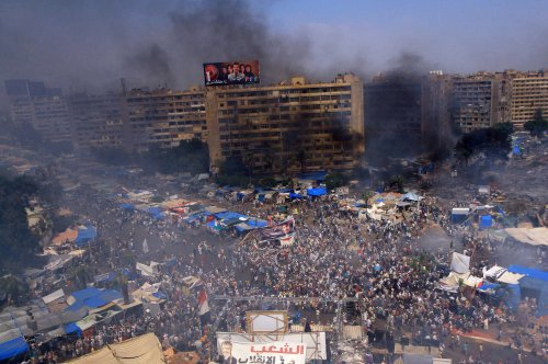 Egypt court upholds 20 death sentences in 2013 massacre