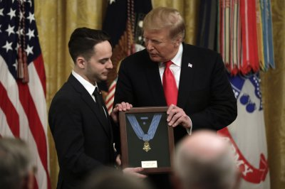 Trump awards fallen soldier with Medal of Honor