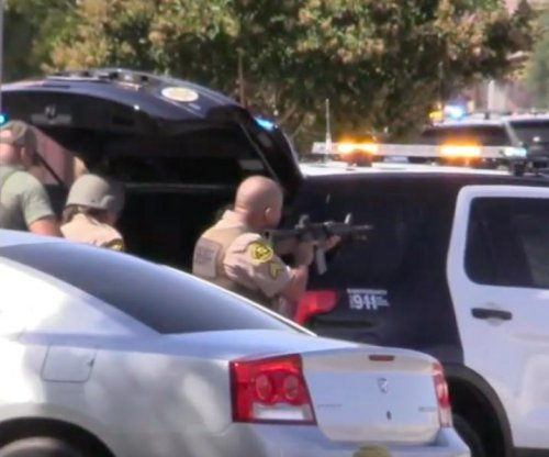 California deputy 'completely fabricated' report he was shot by a sniper
