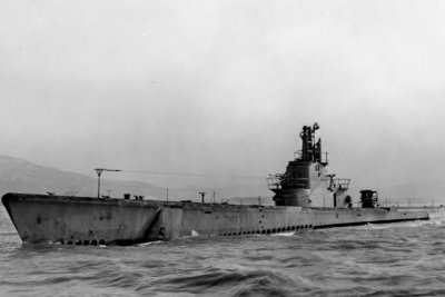 Next Navy sub to be named USS Barb after storied WWII vessel