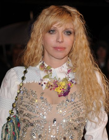 Courtney Love to appear on 'Letterman'