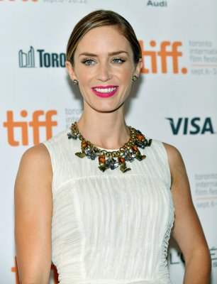 Actress Emily Blunt: 'Salmon Fishing in the Yemen' is a 'hopeful movie'