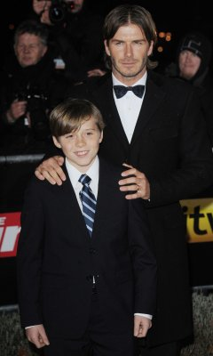 Brooklyn Beckham, 13, tries out for Chelsea youth club