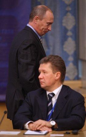 Gazprom, Azerbaijan discuss gas future