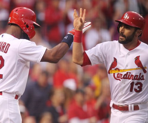 St. Louis Cardinals blank Milwaukee Brewers