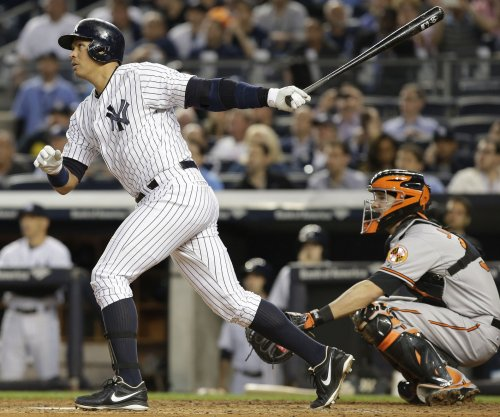 Rodriguez passes Mays as New York Yankees drop Baltimore Orioles