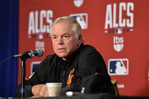 Showalter, Williams named managers of the year