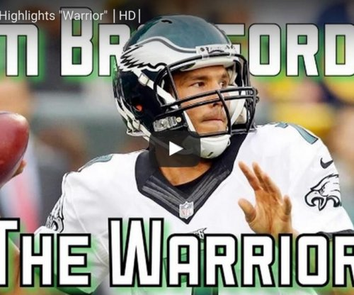 Philadelphia Eagles fan crafts Sam Bradford, Rocky hype video