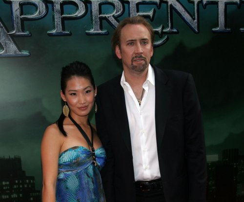 Nicolas Cage is separated from his third wife Alice Kim