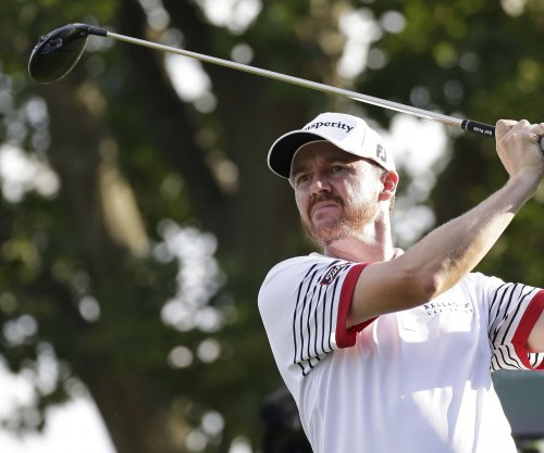 PGA Championship 2016: Jimmy Walker takes one-shot lead over Jason Day