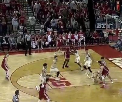 No. 7 Wisconsin escapes with OT win at Nebraska