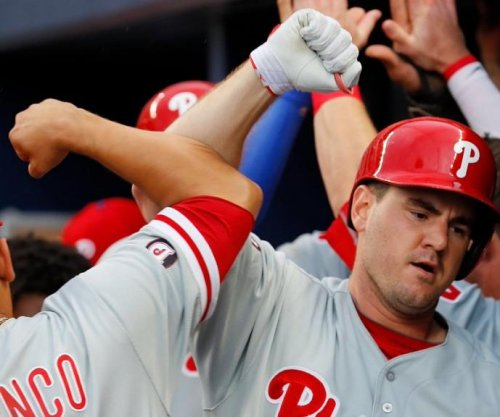 Philadelphia Phillies pound Bartolo Colon, Atlanta Braves, 11-4