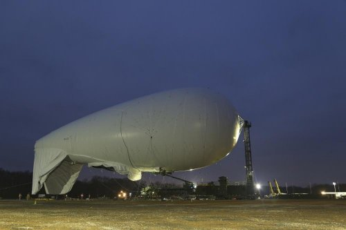 Army contracts with TCOM for aerostat surveillance work