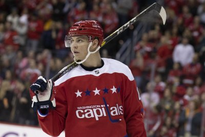 Capitals vist Blue Jackets with division lead at stake