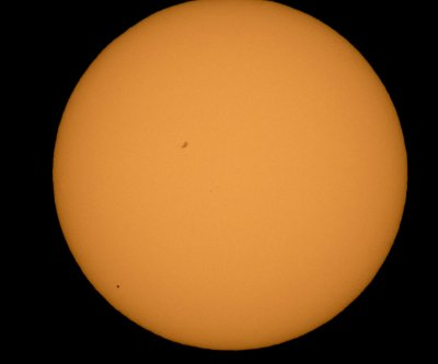 November to feature rare Mercury Transit