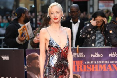 Andrea Riseborough set to star in supernatural thriller 'Geechee'
