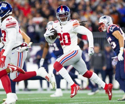 New York Giants CB Janoris Jenkins directs derogatory tweet at fan during practice